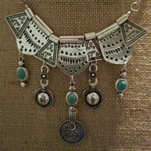NEW Statement Necklace and Earring set